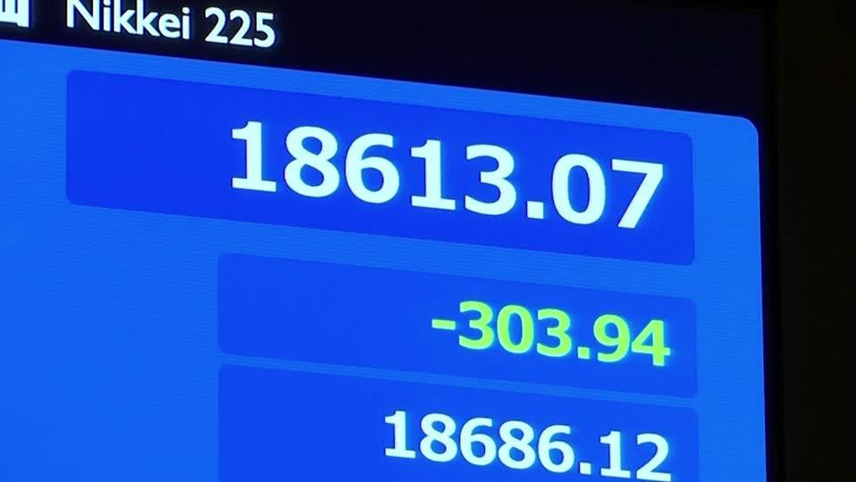 Market carnage worst since Great Depression