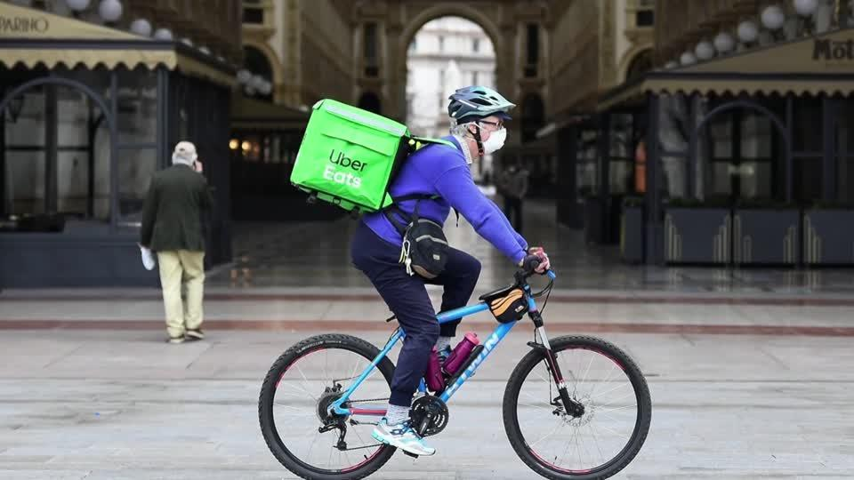 Online meal delivery firms knocked off course by coronavirus crisis