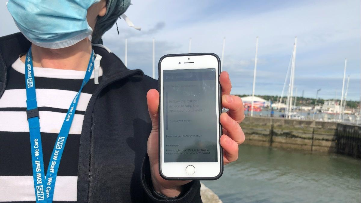 EXPLAINED: UK's virus app test bed
