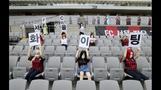 韓国・FCソウル、無観客試合で客席にラブドール(字幕・18日)