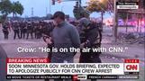 CNN-Reporter wird live im Fernsehen verhaftet