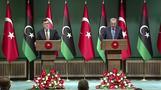 أردوغان: تركيا ستزيد دعمها لحكومة السراج في ليبيا