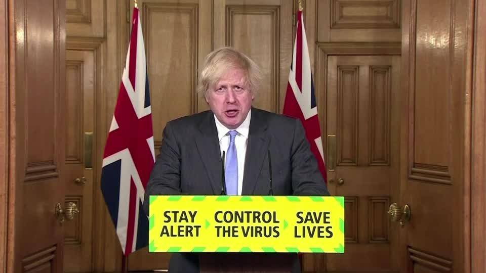 PM Johnson: Don't let pub reopenings go to your head