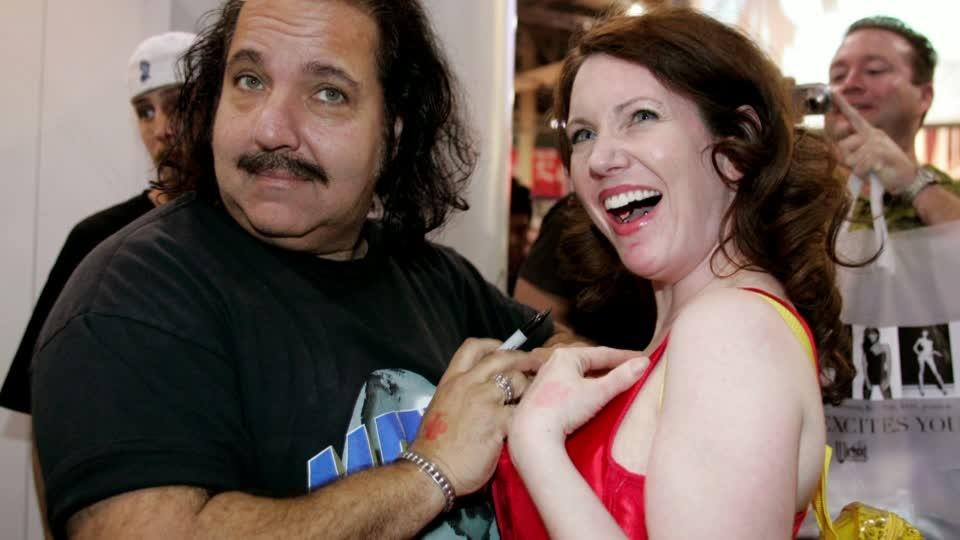 Porn star Ron Jeremy charged with rape