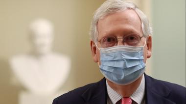 美国共和党高层呼吁民众戴口罩 称利己利人