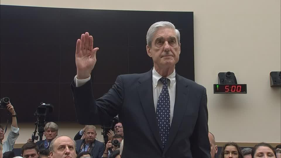Supreme Court to hear case on redacted Mueller report
