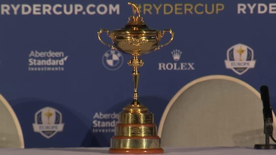 Golf's Ryder Cup to be postponed to 2021
