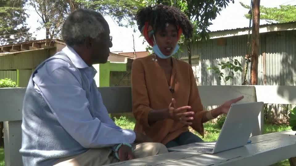 Kenyan Museum, Mau Mau fighter shed light on British colonial abuses