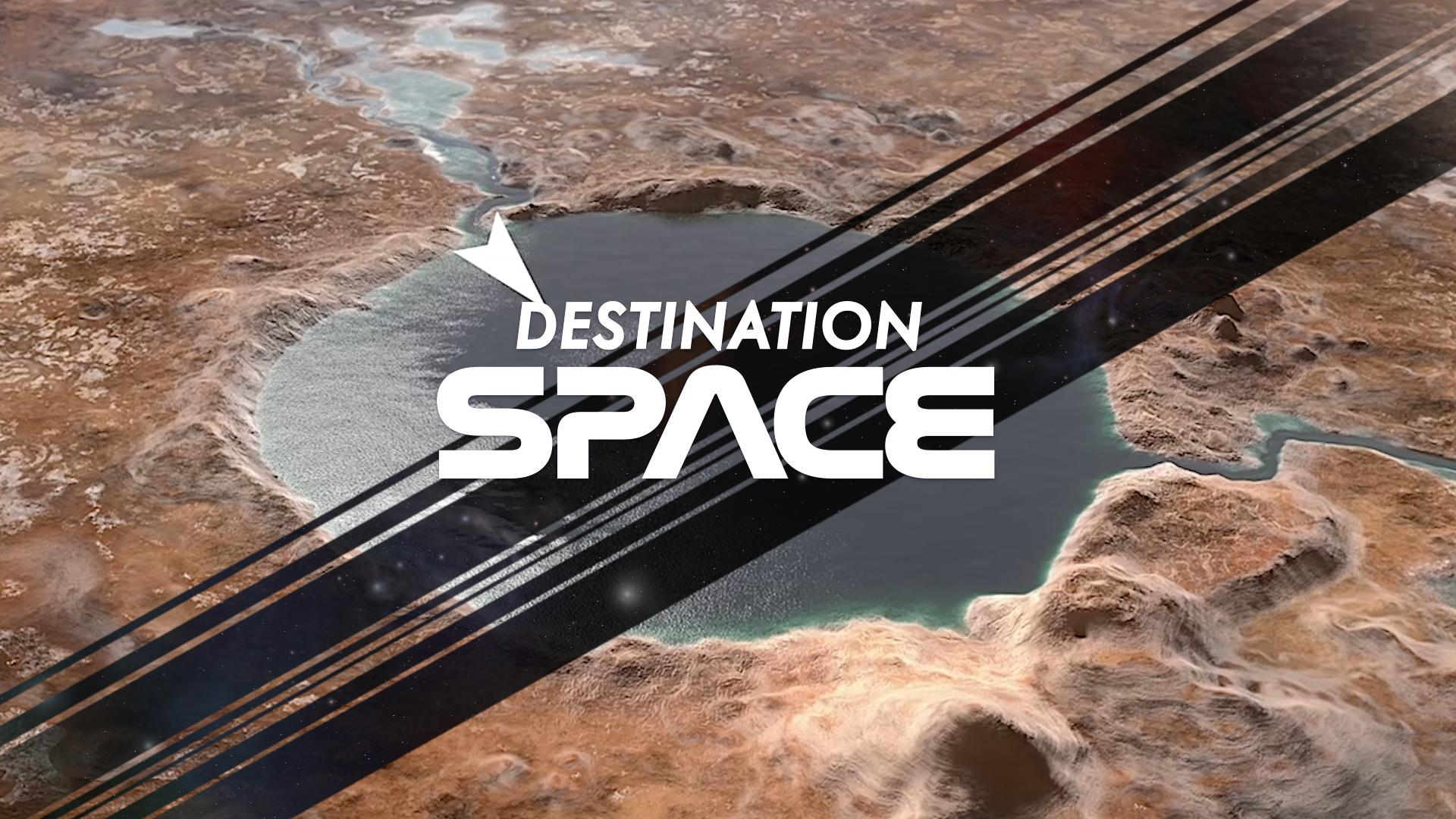 Destination Space: Mars 2020 Perseverance