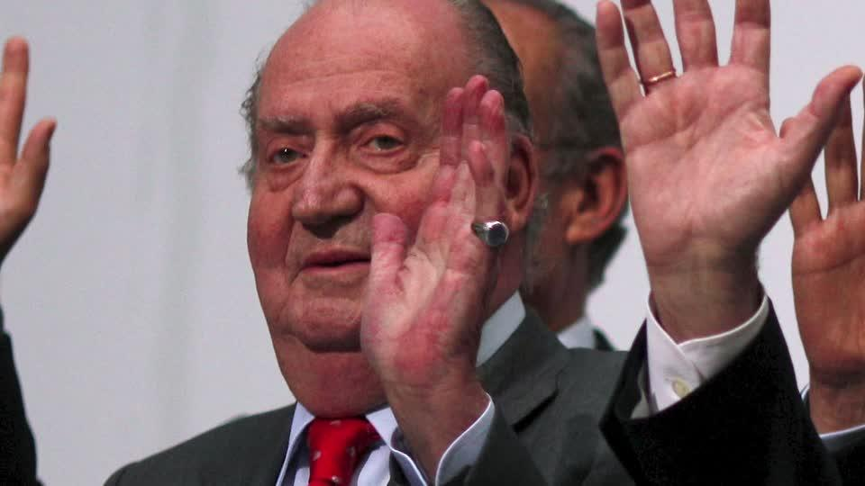 Spain's ex-king 'is in the Caribbean' - media reports