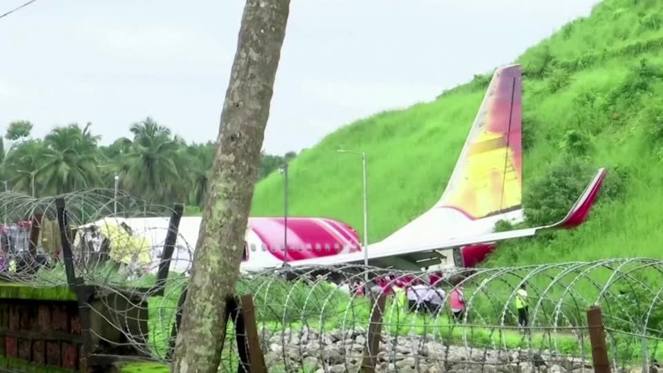 Death toll in India plane accident rises
