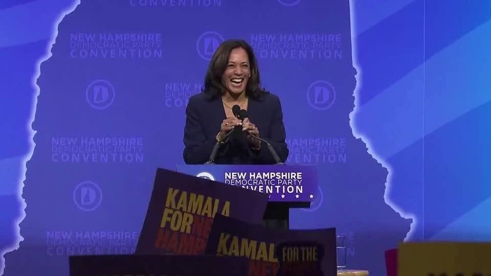 Kamala Harris is Biden's VP pick