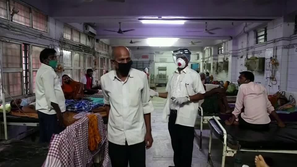 Last doctor standing: Indian hospital on the brink