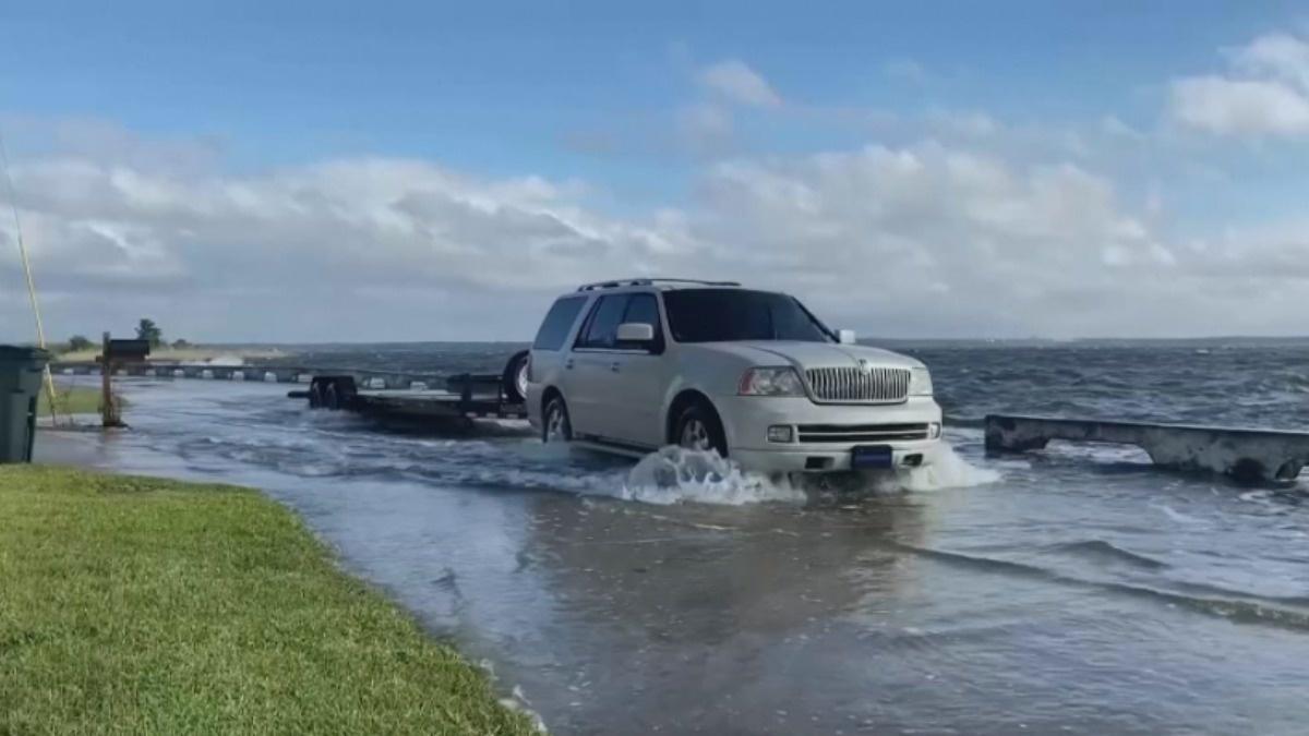 Sally, now a hurricane, threatens U.S. Gulf coast
