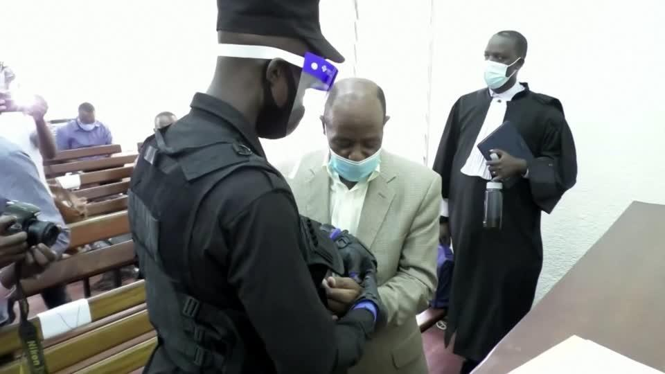Hotel Rwanda hero was tricked into arrest: interview