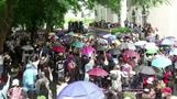 Thai protest targets government and monarchy