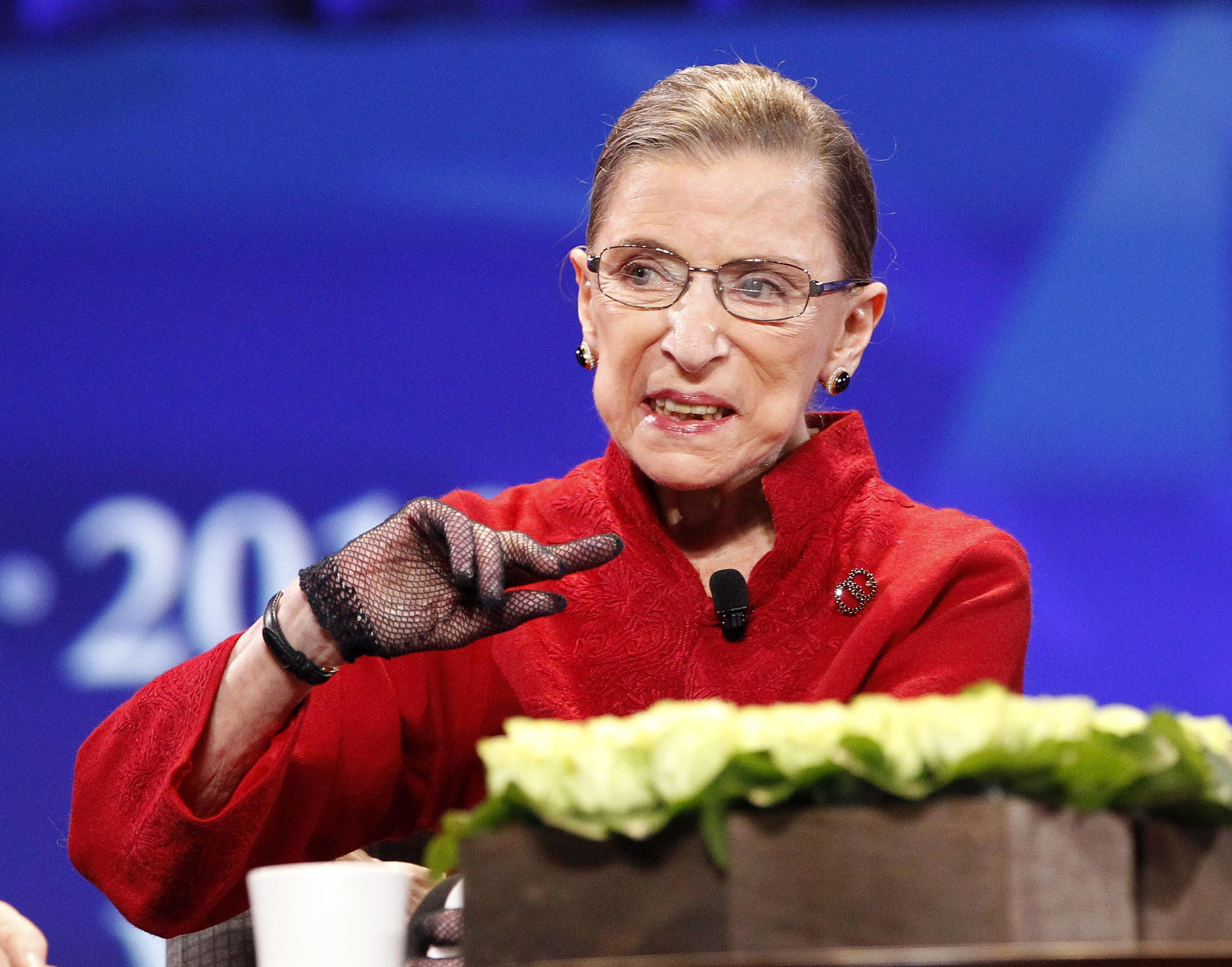Ginsburg's passing sets off a political firestorm