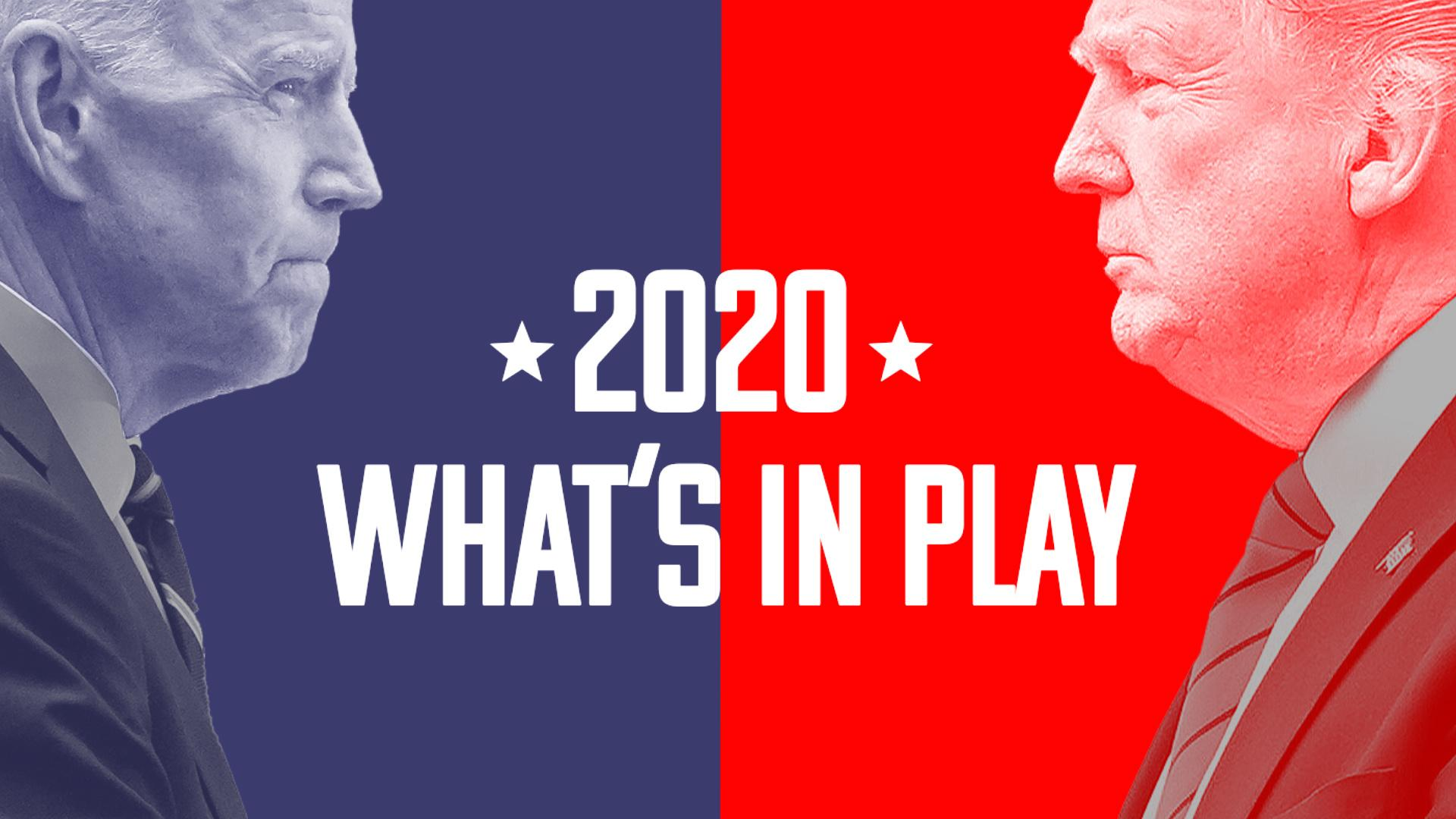 What's in Play: Trump vs. Biden on foreign policy