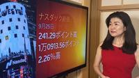 NY株、ハイテク株主導で続伸(25日)