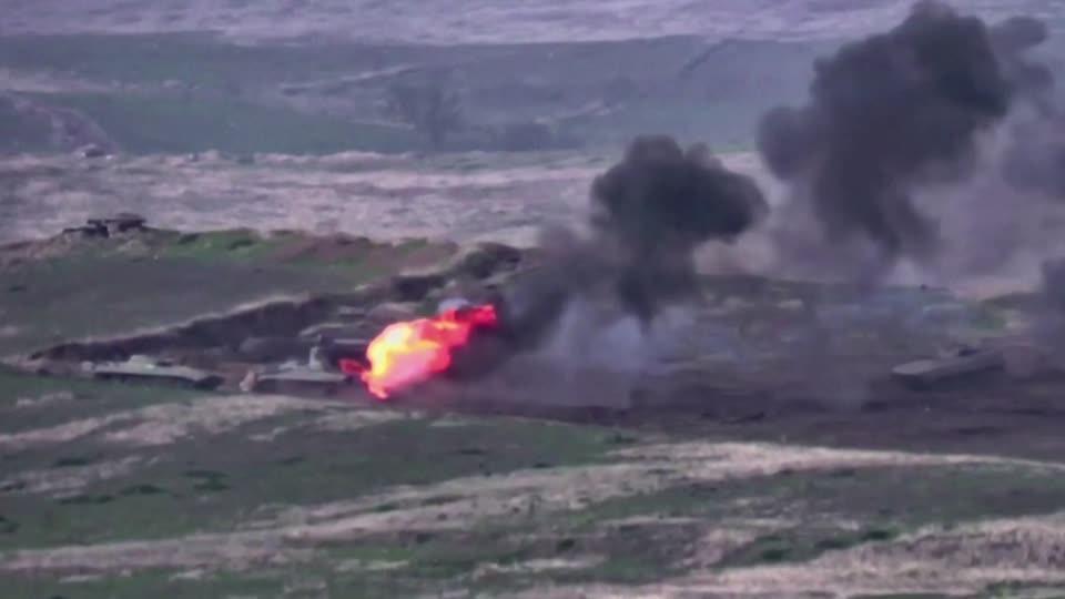 Clashes erupt between Armenia and Azerbaijan