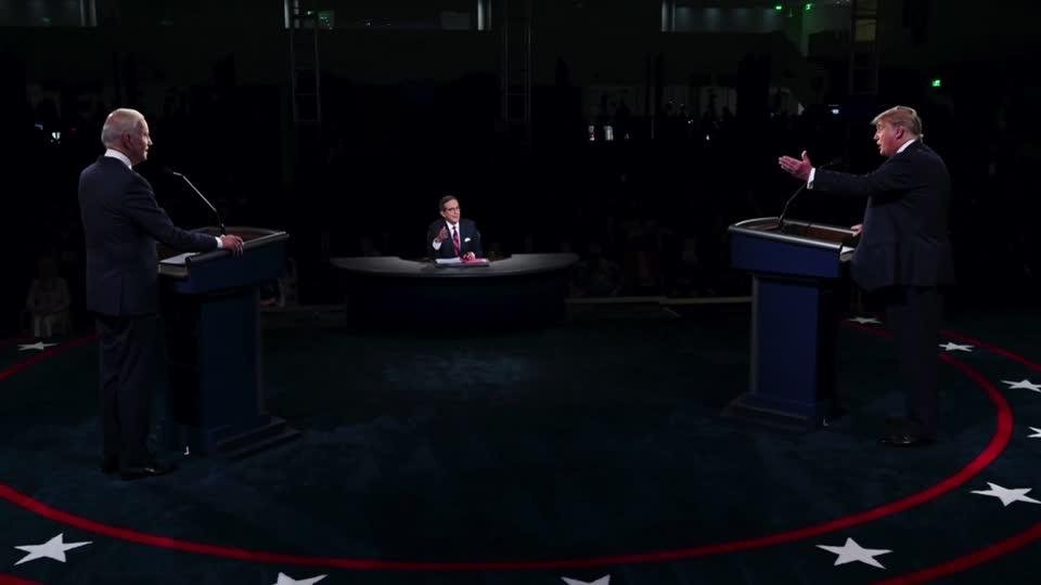 A 'messy, sloppy, uncomfortable' first debate