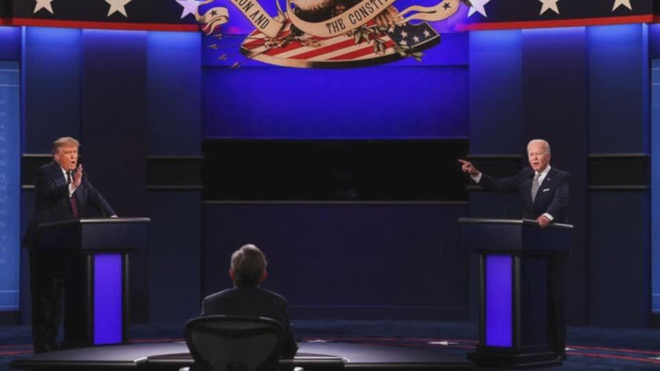 Next Trump-Biden debate will have new rules