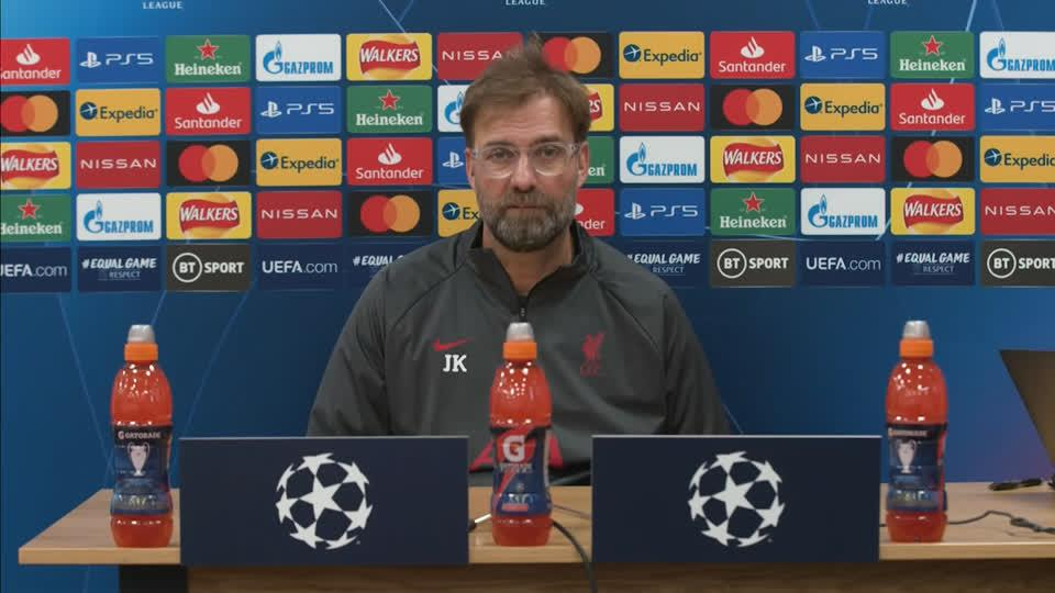 Liverpool seek to maintain strong start to Champions League