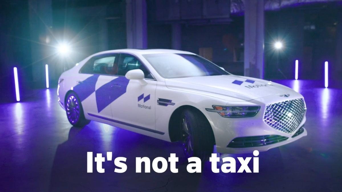 Robots At Work: Robotaxis are coming