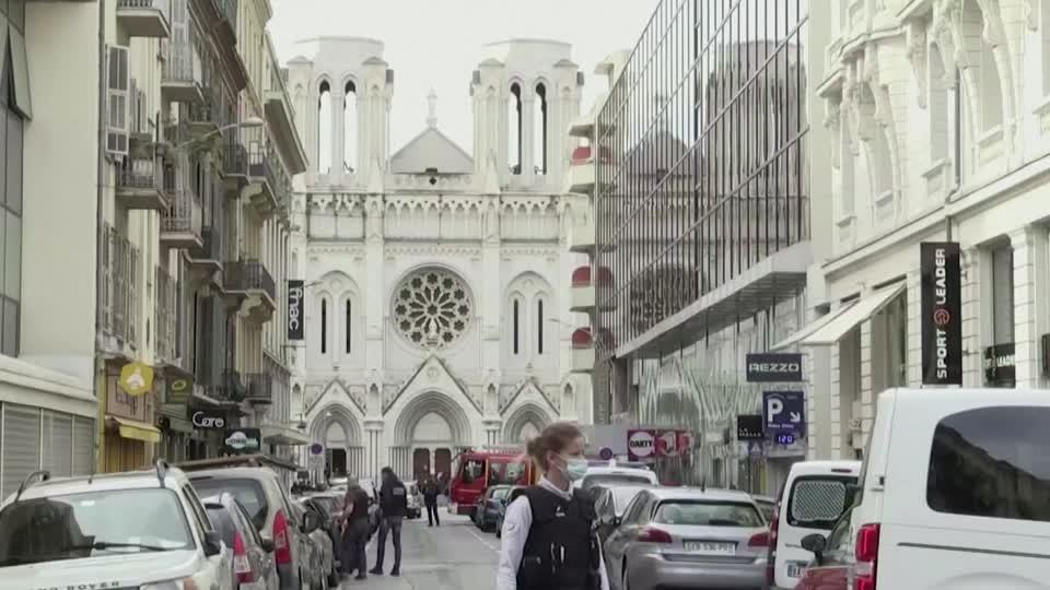 Tunisian man suspected in France knife attack