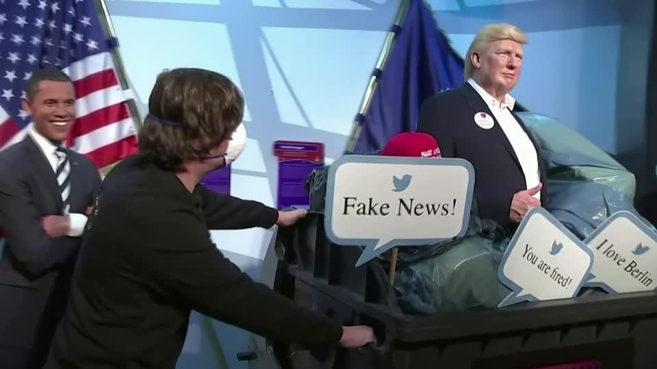 Berlin's Madame Tussauds removes Trump waxwork