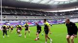 Ireland train ahead of France match with hopes of Six Nations title