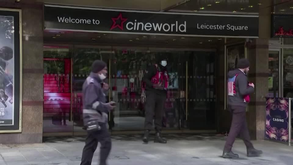 Cineworld buys time until screenings resume