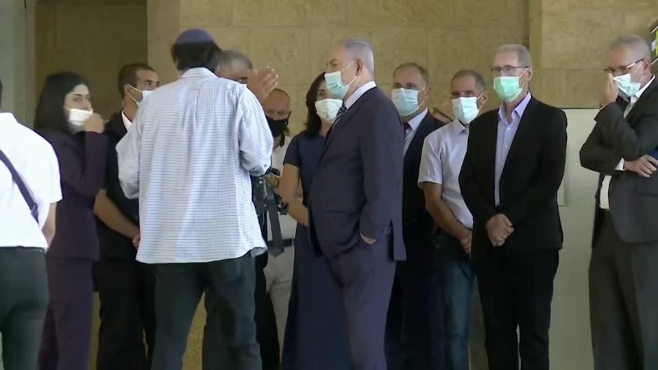 Israel's Netanyahu tight-lipped on Saudi meeting