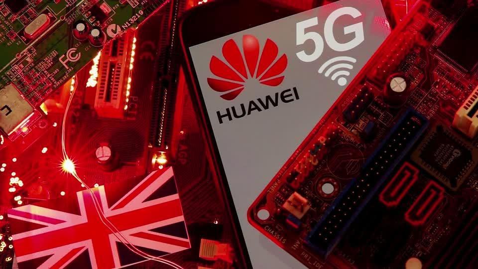 UK extends ban on Huawei 5G gear