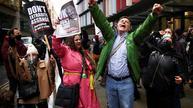 英国法官拒绝引渡阿桑奇至美国 称后者有自杀倾向