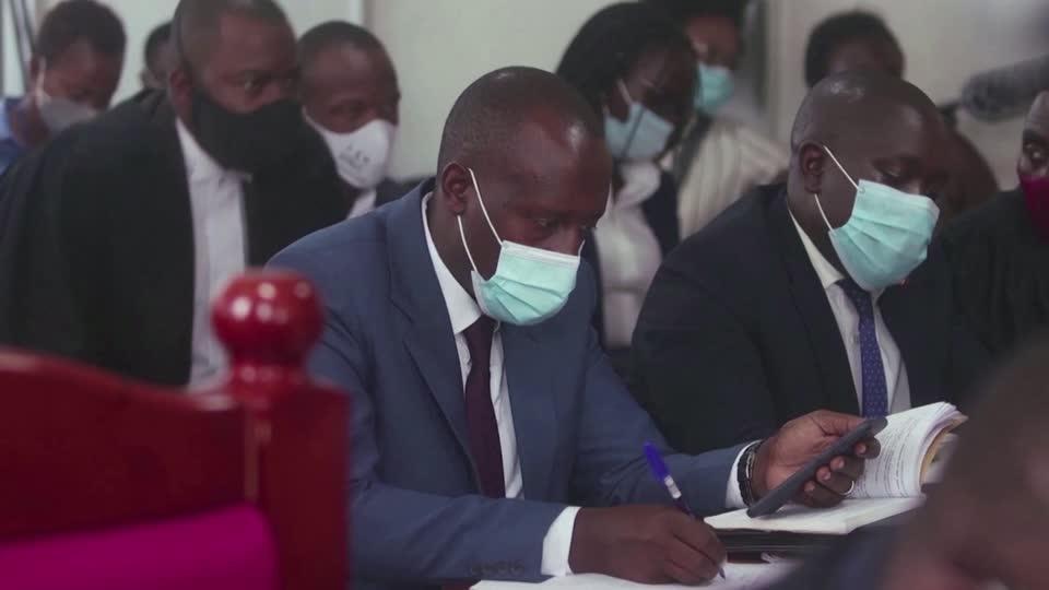 Lawyers seek to free Uganda's Wine from house arrest