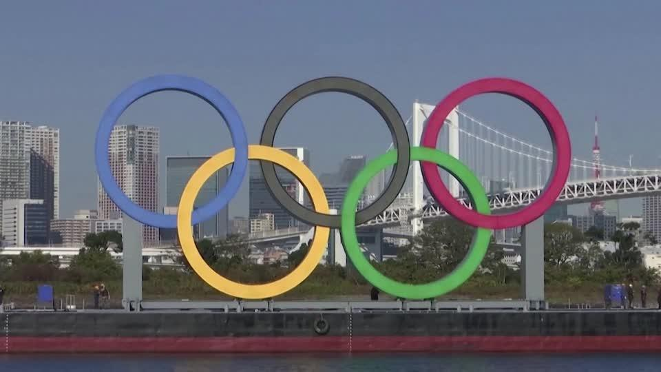 Athletics head keeps 'cast-iron' Olympic hope