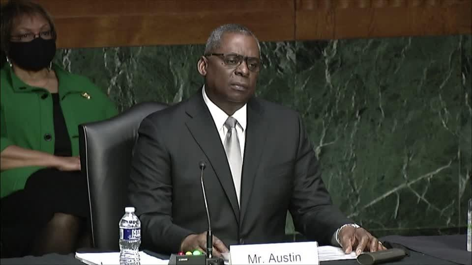 Senate confirms Austin as defense secretary