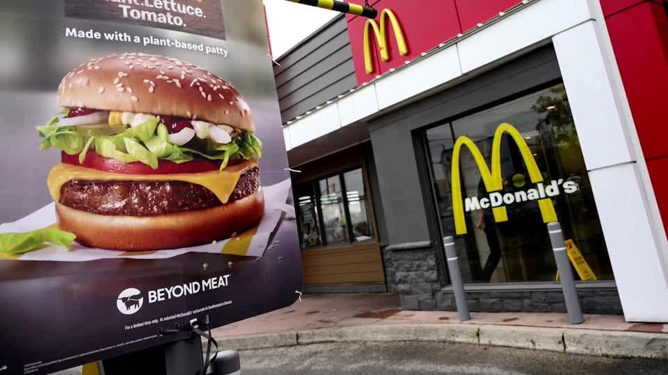 Beyond Meat clinches deals with McDonald's, Yum! Brands