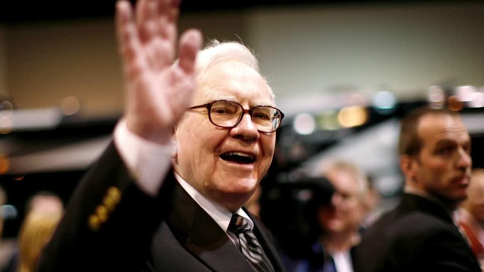 Buffett upbeat on America and Berkshire
