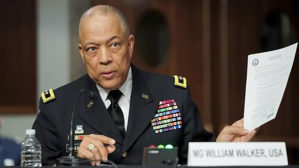 Pentagon slow to help on Jan. 6 -D.C. commander