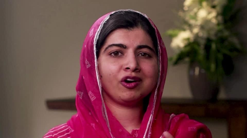 Malala partners with Apple to produce content