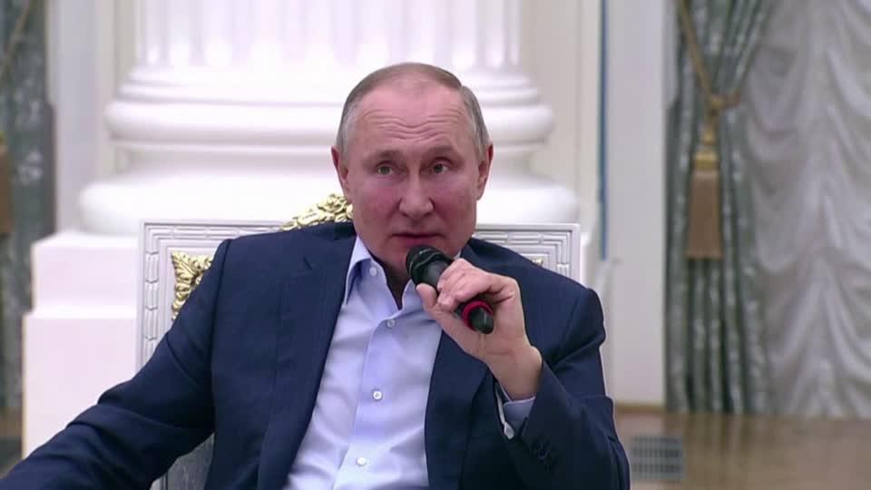 Putin likely behind 2020 election meddling -U.S.