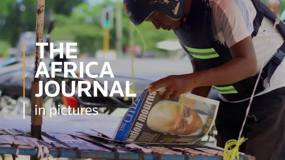 Africa Journal in Pictures