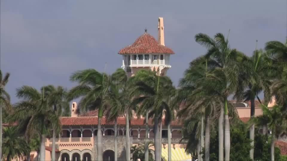 Trump's Mar-a-Lago partially closed after COVID outbreak