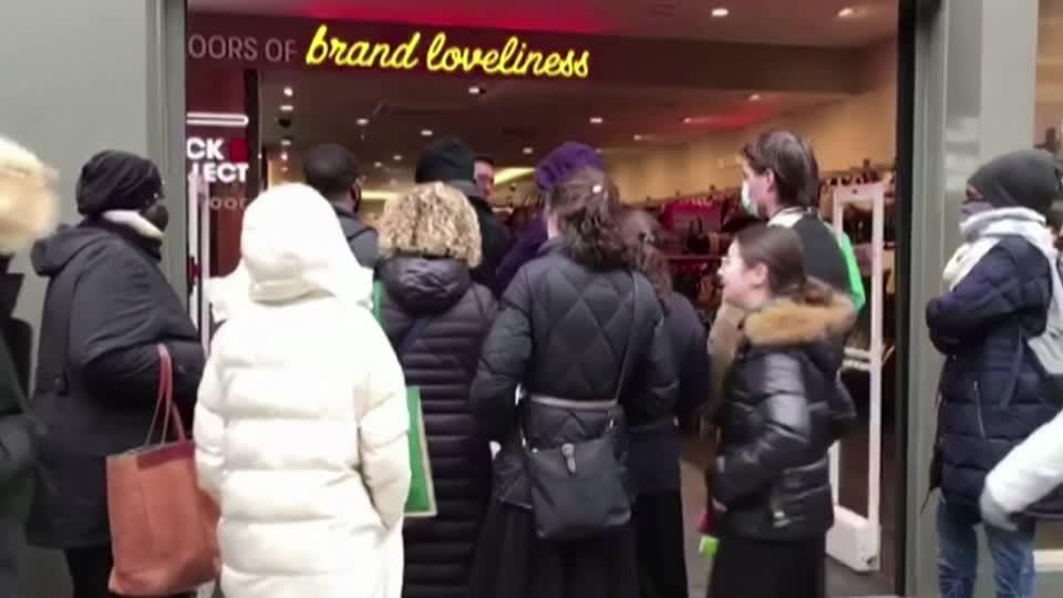 England's shops reopen in 'major step' to freedom