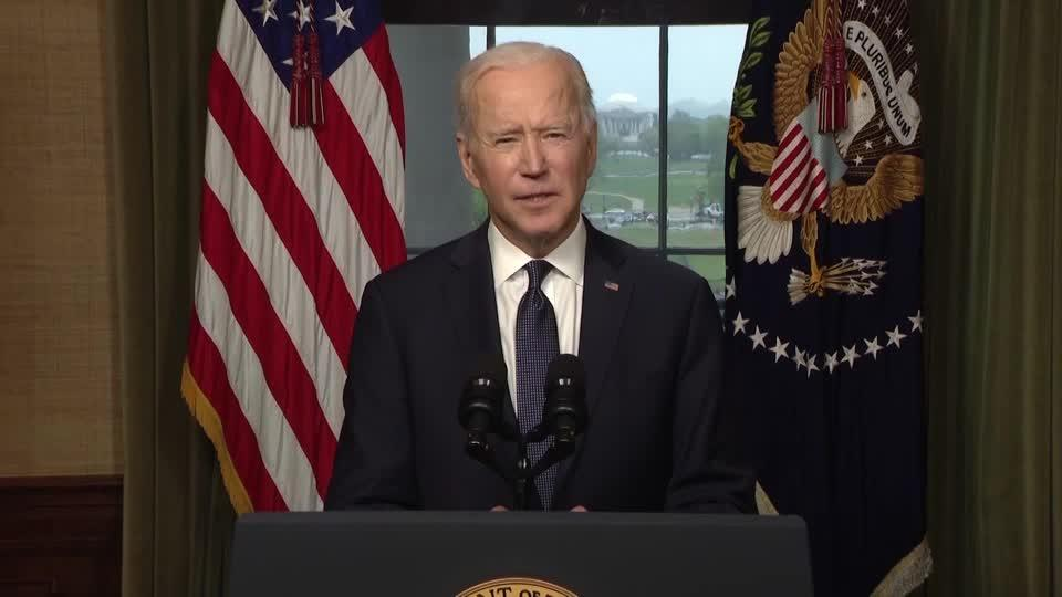 'Time to end the Forever War' -Biden