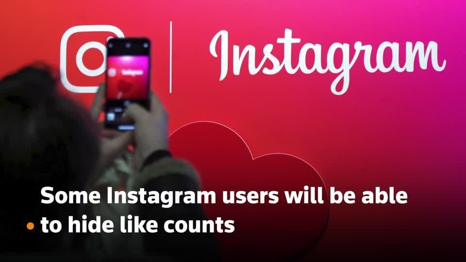 Instagram launches test where users choose to see or hide likes