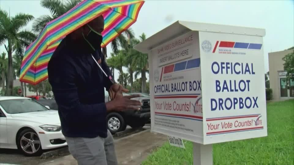 Florida enacts limits on absentee voting