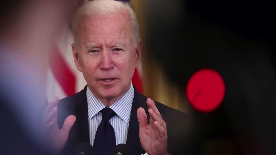 Biden says the economic 'climb is steep'